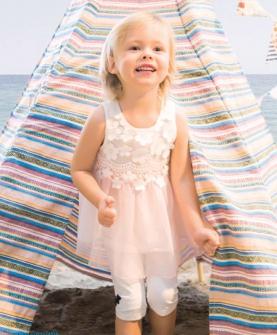 春夏款儿童蕾丝裙