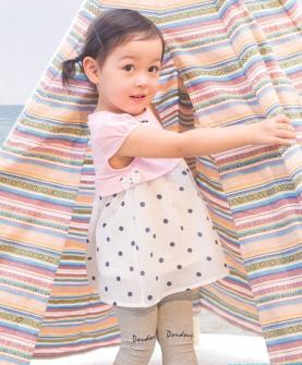春夏款儿童纱裙
