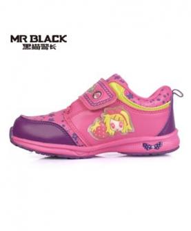 公主鞋 深紫