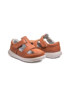 男女童学步凉鞋
