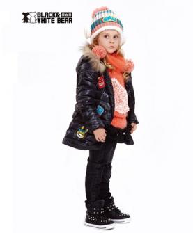 女童时尚秋冬套