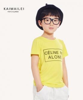 童装男短袖T恤