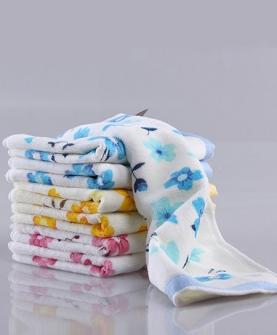儿童纯棉小毛巾