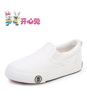 白色单鞋板鞋