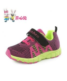 女童韩版跑步鞋