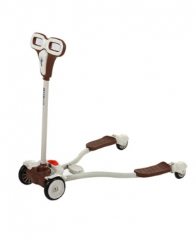 滑板车(棕色)
