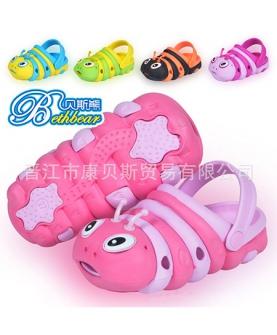 婴儿童洞洞透气拖鞋