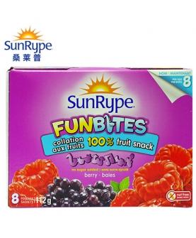 SunRype天然综合莓果味果粒