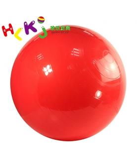 儿童充气瑜伽球(红)