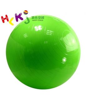儿童充气瑜伽球(绿)