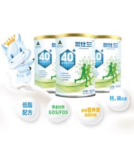 40+配方奶粉