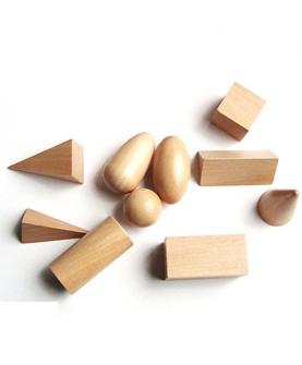 儿童拼装启蒙益智木制玩具
