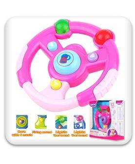 方向盘玩具