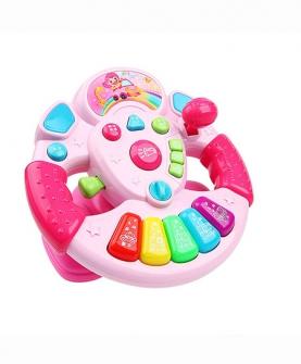 星融儿童方向盘玩具