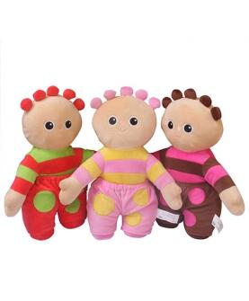 花园宝宝毛绒玩具