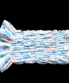 i-Mummy孕妇专用全棉毛巾干发帽
