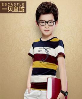 童装男童短袖T恤
