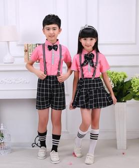 纯棉校服幼儿园服