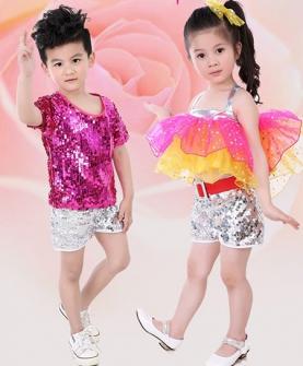 哒哒想儿童演出服