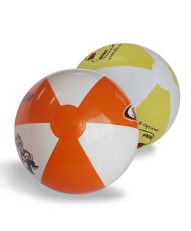 加厚pvc充气沙滩球
