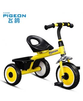 儿童三轮车高碳钢车