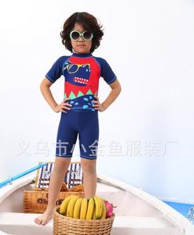 新款韩国儿童泳衣