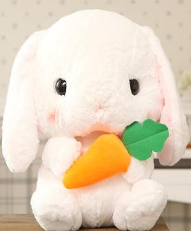 可爱流氓兔公仔