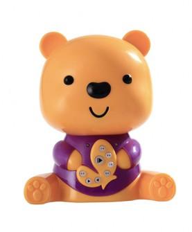 小熊哈彼早教故事机