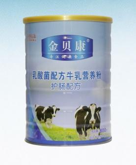 乳酸菌配方牛乳营养粉