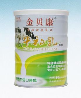 牛初乳纯粉60克