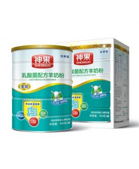 乳酸菌配方羊奶粉