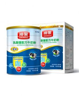 乳酸菌配方牛奶粉