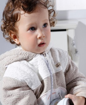 儿童冬季保暖外套