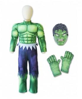 绿巨人表演服