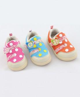 网布学步鞋
