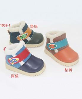 冬季学步鞋