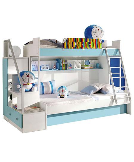 可爱多童床