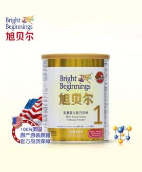 配方奶粉1段400克