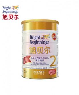 配方奶粉2段900克