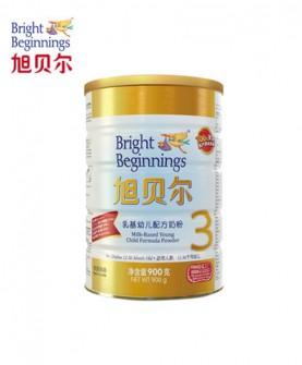 配方奶粉3段900克