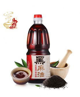 黑芝麻油1.7L