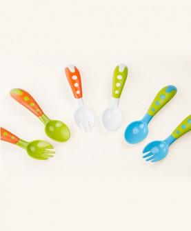 儿童趣味叉勺
