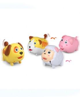 儿童动物玩具