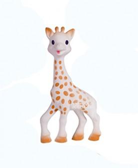苏菲长颈鹿玩偶