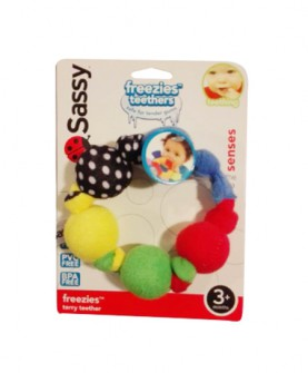 宝宝绒布小星星出牙玩具