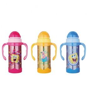 海绵宝宝儿童吸管杯