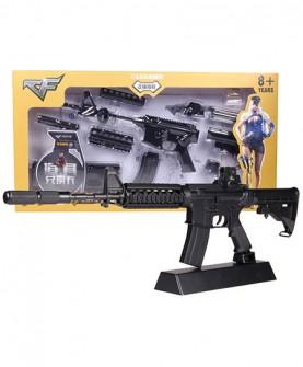 M4A1宾步枪模型玩具
