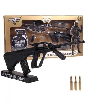 AUG步枪模型玩具