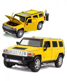 悍马H3模型玩具