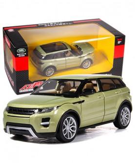 路虎极光模型玩具